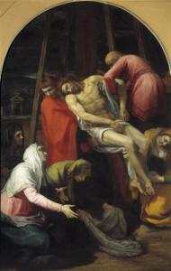 Deposizione - Bartolomeo Carducci (Museo Nacional del Prado, Madrid)