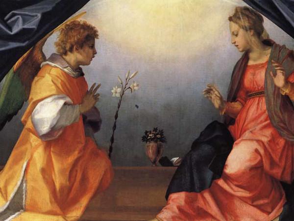 Andrea del Sarto -Annunciazione