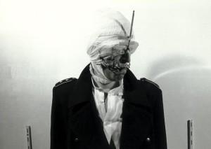 Helnwein - Autoritratto