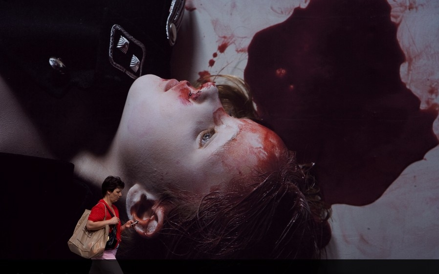 Helnwein, The Last Child (Installazione), Wateford 2008