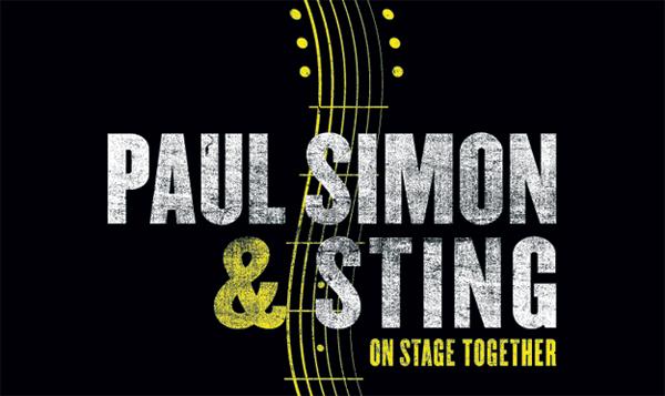 Paul Simon e Sting