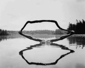 Arno Rafael Minkkinen, Fosters Pond, 1993