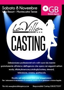 casting villa resort
