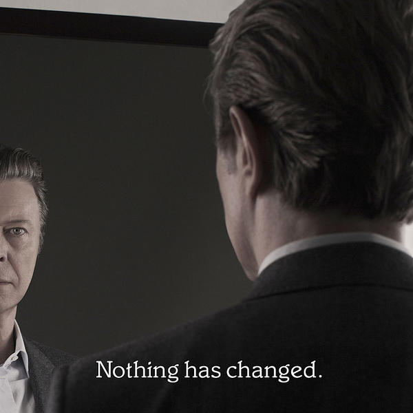nothing has changed david bowie artwork
