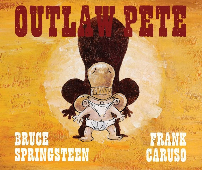 Outlaw Pete, Bruce Springsteen libro