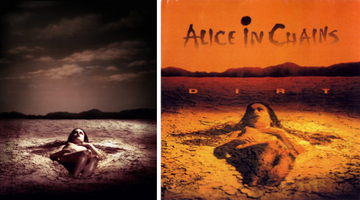 alice in chains dirty