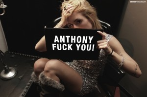 Anthony De Luca, Fuck You, serie