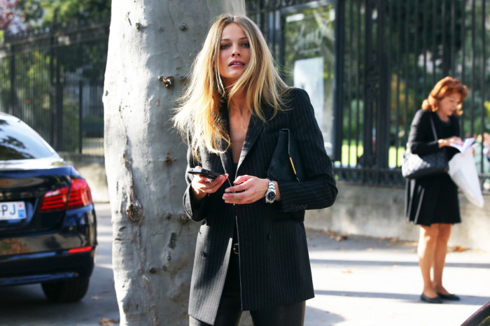 Paris Fashion Week: Street style