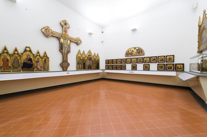 Galleria dell'Accademia,Sala di Giotto, Firenze