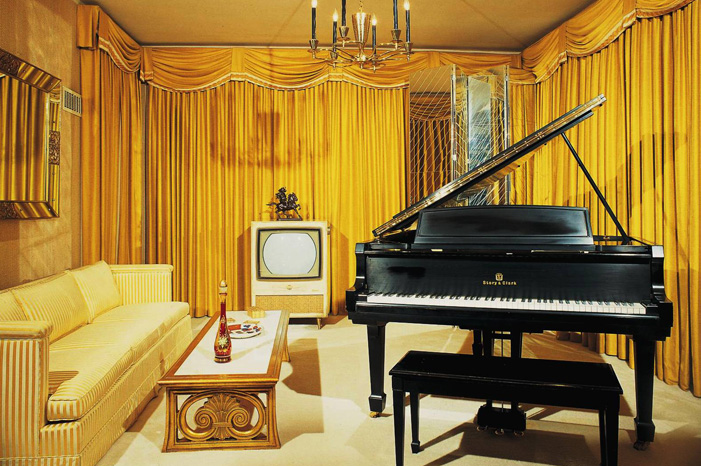 Graceland Music Room
