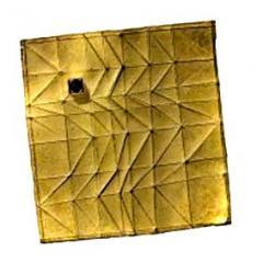 Mario Pinton, spilla oro e rubino