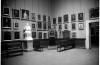Gioconda agli Uffizi - foto scattata nel dicembre 1913