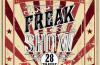 de.generation freak show, Cibo, concerto, teatro incivile, stand, presentazione discografica, dj set fino al mattino; uno spazio dedicato all'off dell'arte contemporanea.