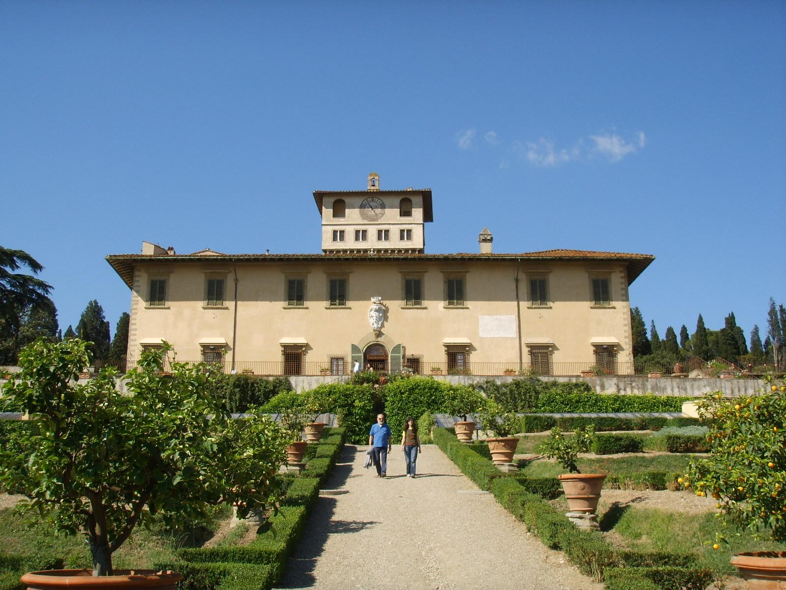 Villa Petraia firenze