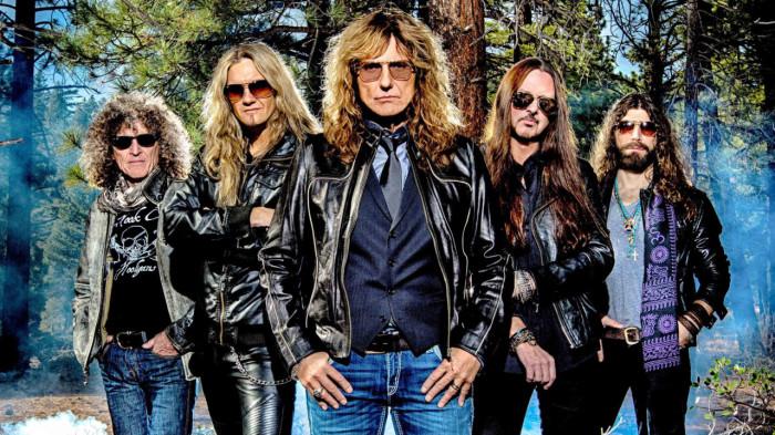 Whitesnake hard rock band inglese