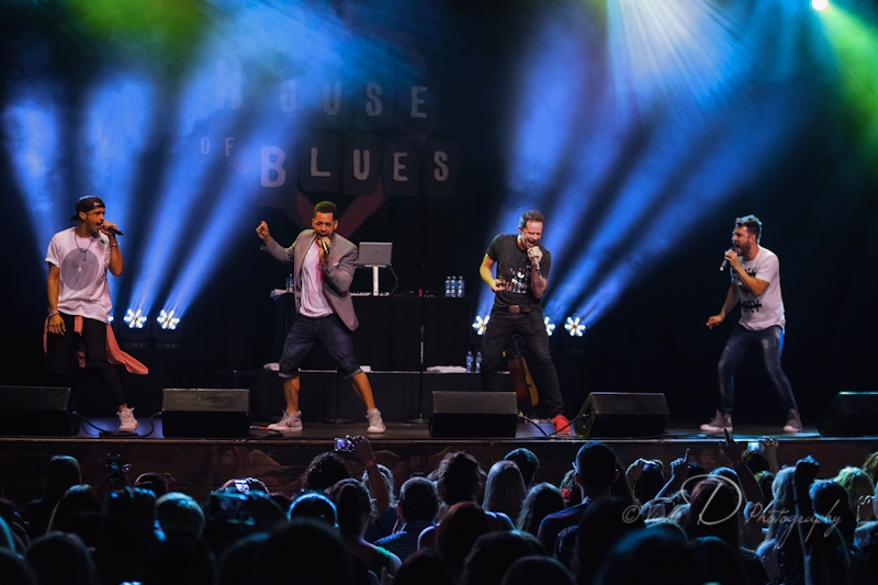 OTown, House of Blues, Orlando
