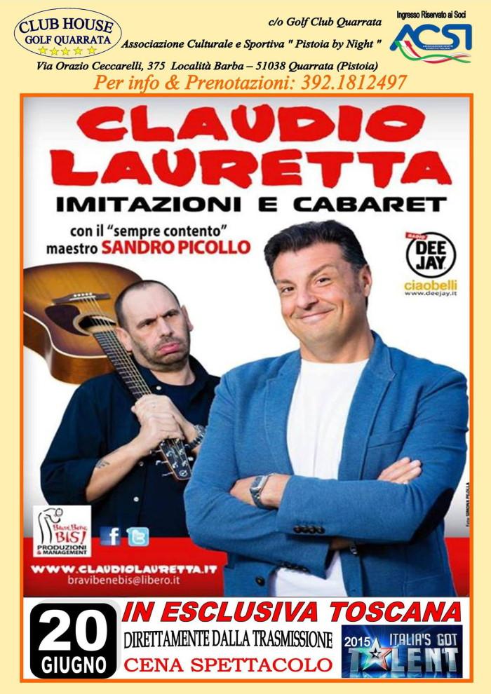 Claudio Lauretta
