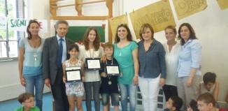 Fondazione Anmig, Ricordiamo Insieme, Scuola Elementare Frosini PT