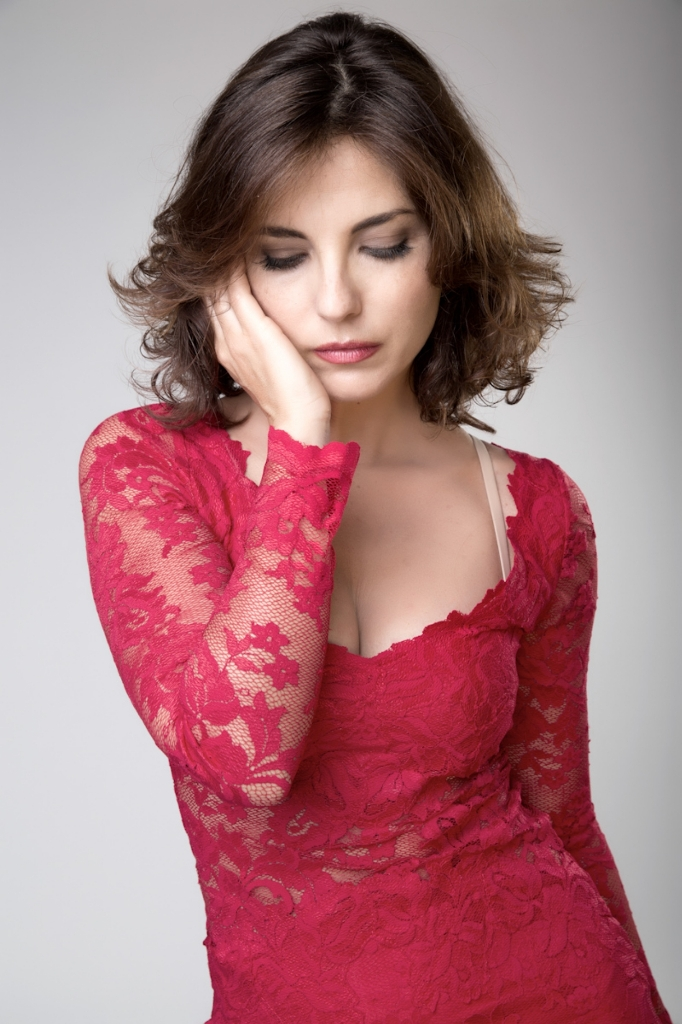 Vanessa Gravina.
