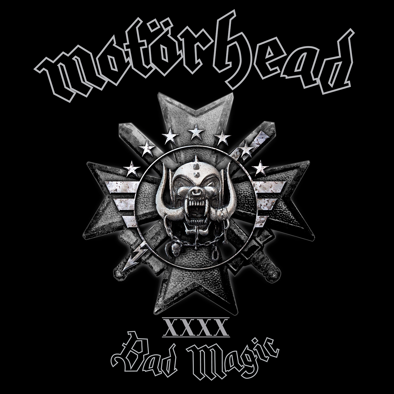 motorhead, bad magic cover