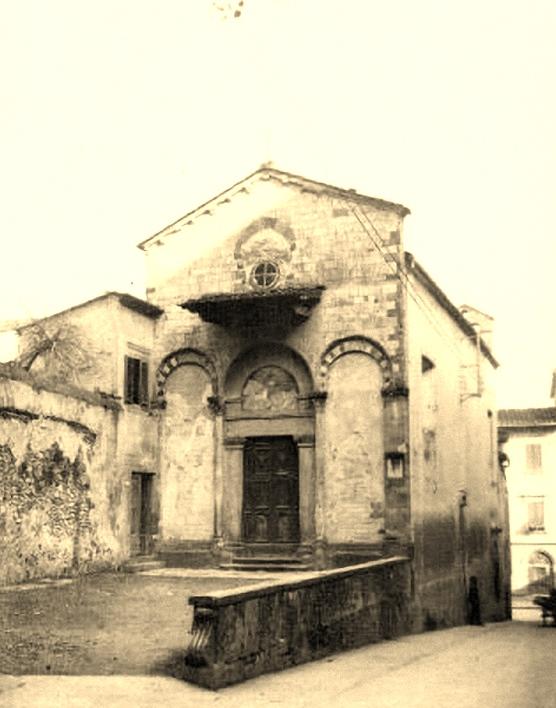 Chiesa San Salvatore Pistoia