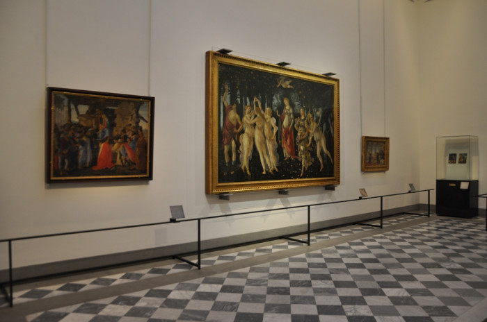 Uffizi Sala 41-1