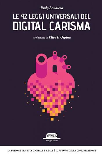rudy bandiera, digital carisma cover