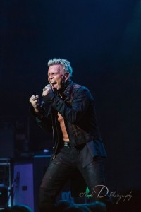 billy idol 30