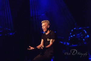 billy idol 40