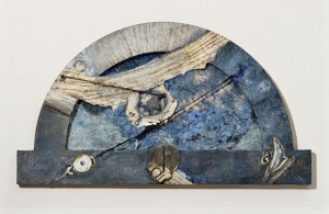 Gabriella Benedini Goniometro, 2009 Polimaterica, cm 40x60