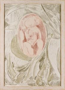 Sandro Chia Senza titolo, 1990 Grafica, cm 100x70 (prova d'autore)