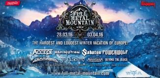 Full-Metal-Mountain 28 di Marzo al 3 di Aprile 2016.