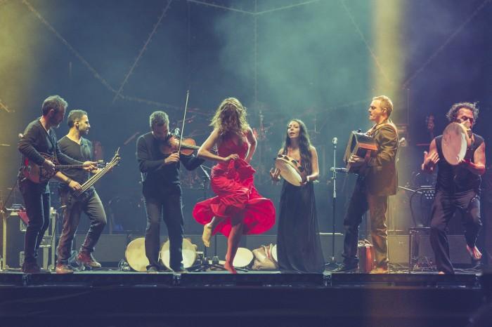 Canzoniere Grecanico musica eventi quarrata folk festival