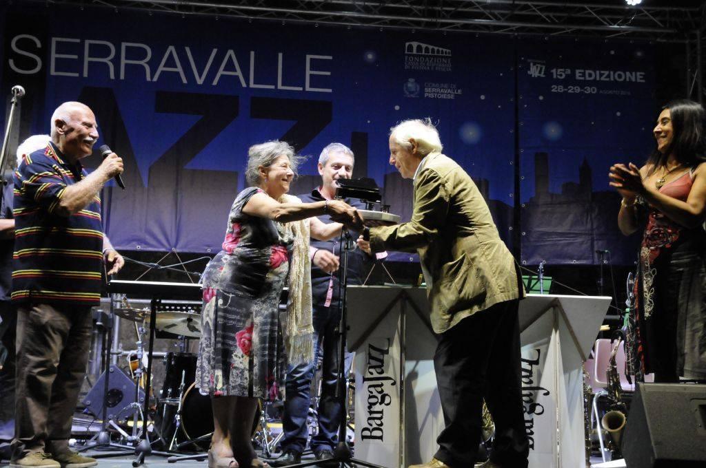 serravalle jazz 2016  Franco D'Andrea -Premio Sellani- 28_08 Foto Francesco Barni