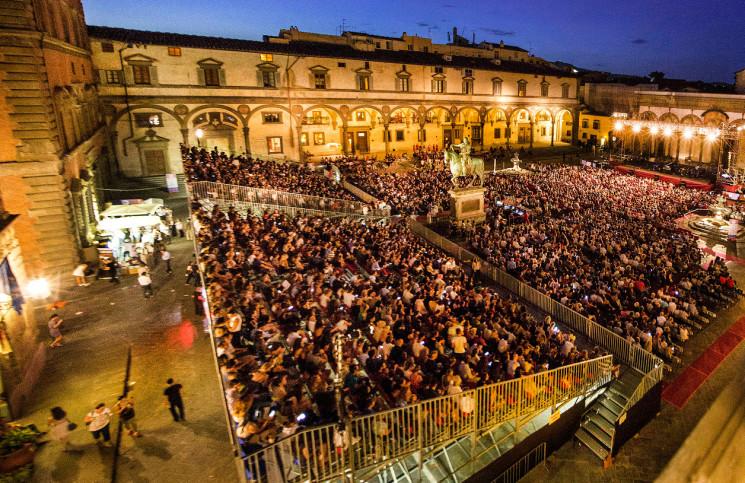Musart Festival musica arte cibo firenze piazza santissima annunziata
