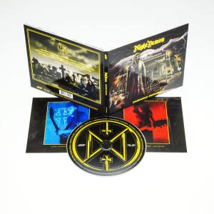 Night Demon pubblicano l'album Darkness Remains il 21 aprile 2017. uscite le date del tour