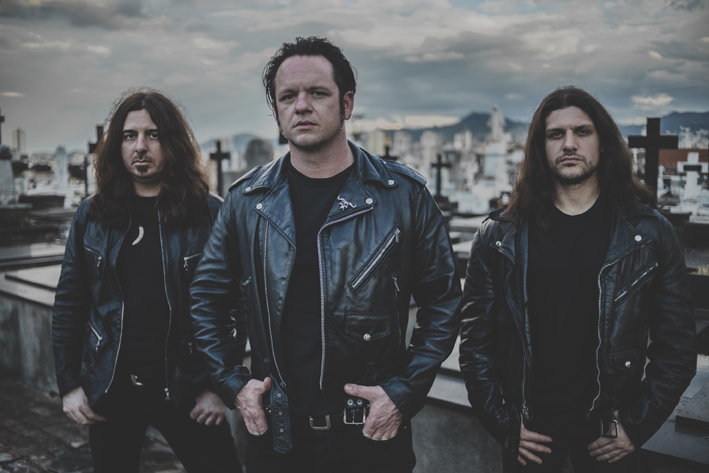 Night Demon darkness remains 21 aprile 2017 album metal tour live