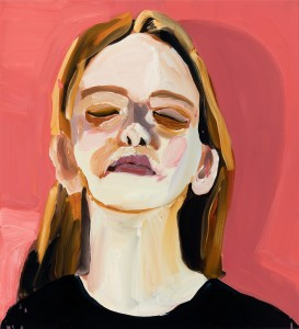 Jenni Hiltunen, painting 2017, After Image