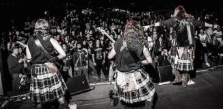 sinistrofest cerreto guidi lago dei salici festival rock metal concerti estate firenze toscana lago pesca sportiva arcieri fuoco stand gastronomici vegan senza glutine