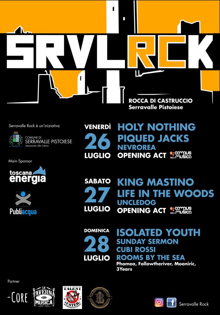 serravalle rock 2019