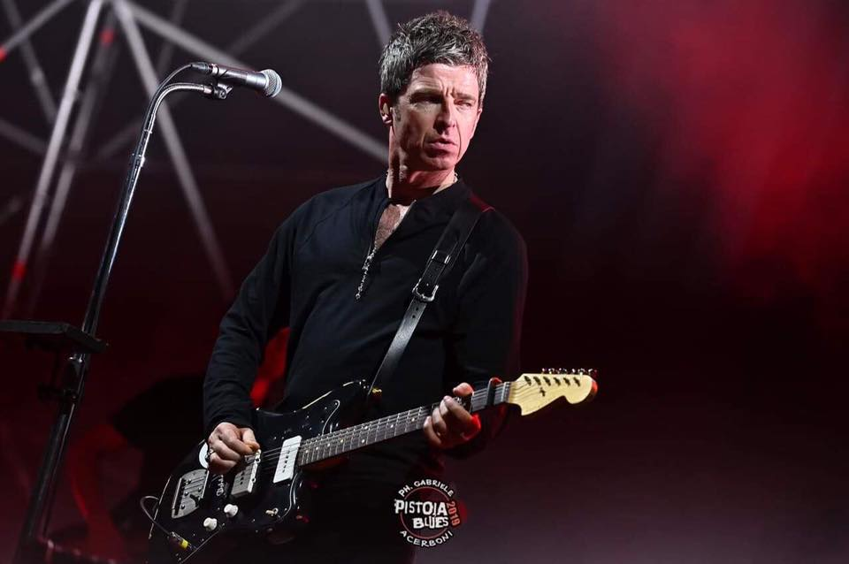 pistoia blues 2019 noel gallagher