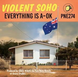 violent soho everything is a ok artwork
