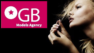 Banner GB Models Agency