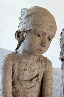Jurga Martin - Bambino - sculture