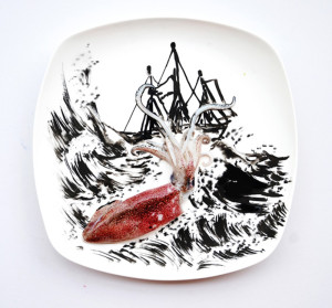 Red Hong Yi, 31 days of food creativity