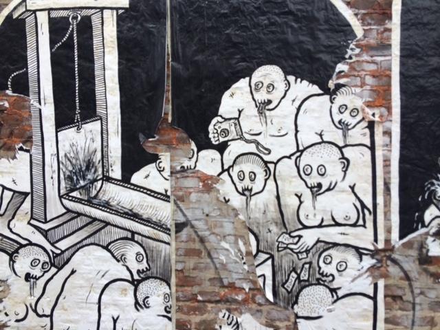 milano scritte muri