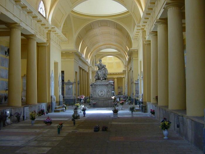 Certosa di BolognaSala_del_colombario