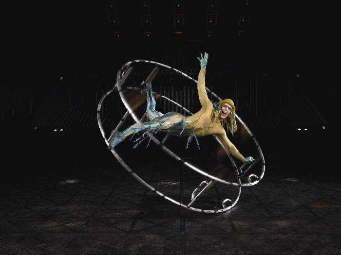 German wheel cirque du soleil