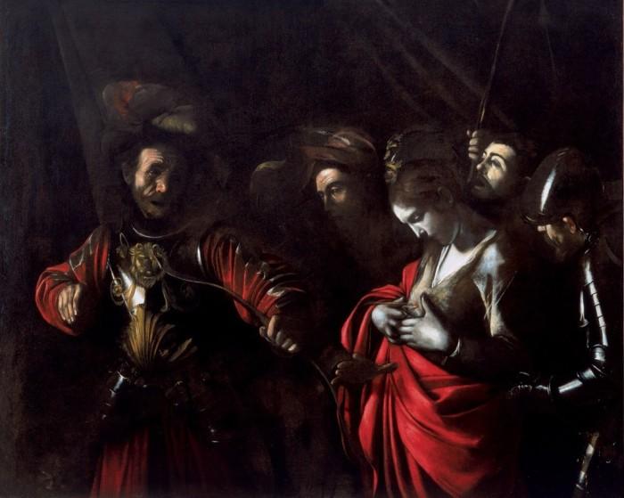 martirio di sant'orsola caravaggio