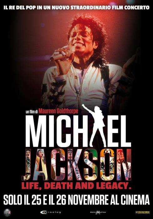 michael jackson al cinema